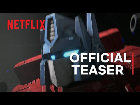 Transformers: War for Cybertron Trilogy - Earthrise | Teaser Trailer | Netflix