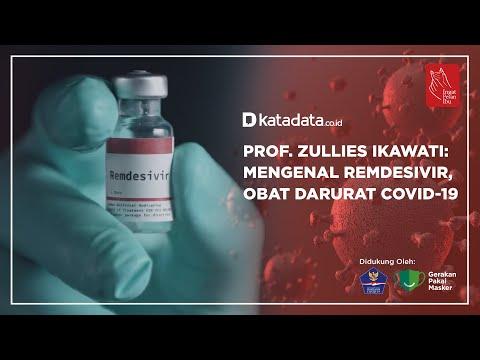 Prof. Zullies Ikawati: Mengenal Remdesivir, Obat Darurat Covid-19   Katadata Indonesia