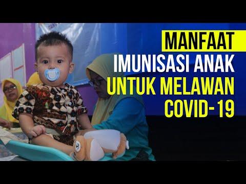 Manfaat Imunisasi Anak Melawan Covid-19