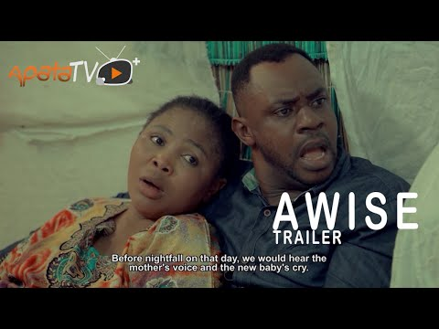 Awise Yoruba Movie 2021 Showing This Sunday 25th July, On ApataTV+