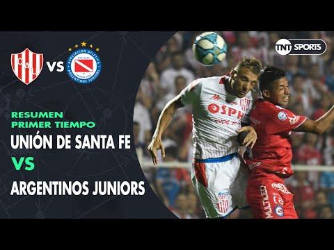 Resumen Primer tiempo: Unión SF vs Argentinos Jrs. | Fecha 17 - Superliga Argentina 2019/2020