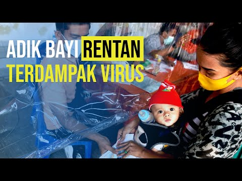Panduan Asuh Adik Bayi Sehat Selama Pandemi