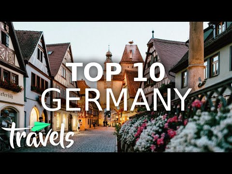 Top 10 Destinations in Germany for 2021   MojoTravels