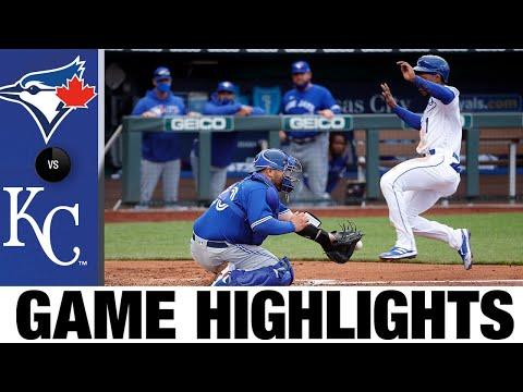 Blue Jays vs. Royals Game 2 Highlights (4/17/21) | MLB Highlights