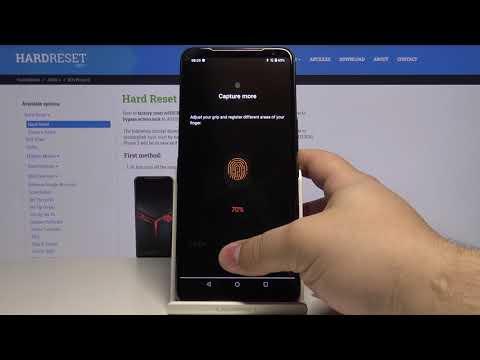 How to Add Fingerprint in ASUS ROG Phone 2 – Set Up Lock Screen