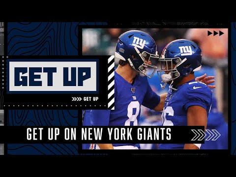 Giants are facing a make-or-break season with Daniel Jones and Saquon Barkley – Bart Scott | Get Up