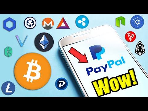 BREAKING: Bitcoin and Cryptocurrency About to ERUPT   PayPal to Let Users Buy Cryptocurrency in US!