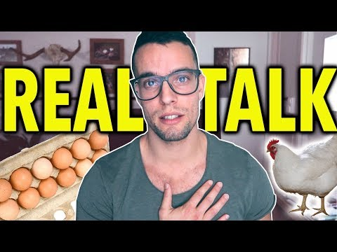 I tried eating eggs | Opening up