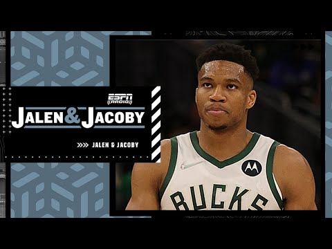 Did the Bucks remind everyone why they are champions on Opening Night?   Jalen & Jacoby