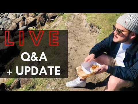 Live Q&A + UPDATE!