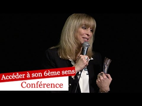 Conférence Vérone Garnier : L'accès à son 6ème sens.