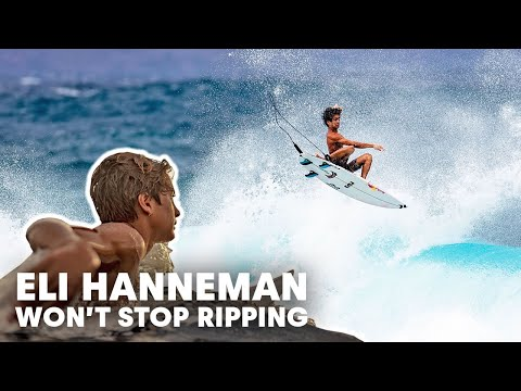 Eli Hanneman Returns With Five Minutes Of Furious Shredding | RAW