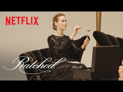 Can The Ratched Cast Identify These Medical Instruments | Netflix