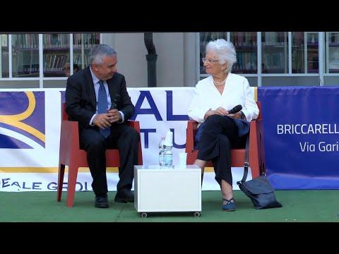 """Liliana Segre, """"Contro l'indifferenza"""": l'intervista-documento di Maurizio Molinari"""