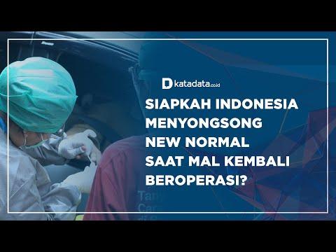 Siapkah Indonesia Menyongsong New Normal saat Mal Kembali Beroperasi