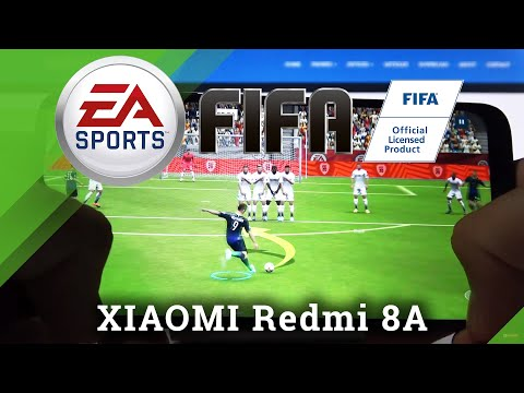 FIFA Mobile Performance Checkup on Xiaomi Redmi 8A – Game Test