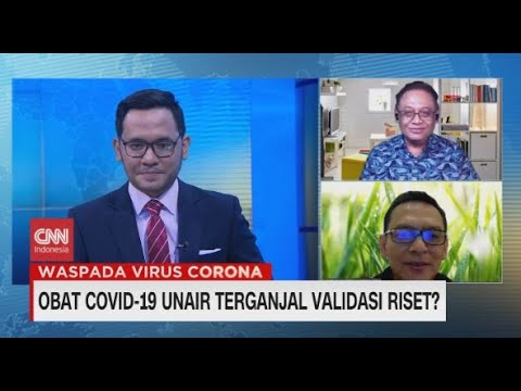 Obat Covid-19 Unair Terganjal Validasi Riset?