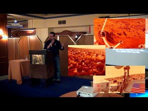 Los Secretos de la Exploración de Marte
