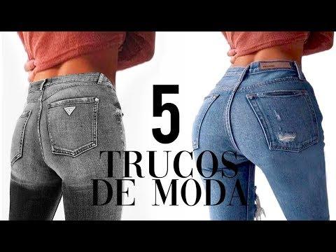 5 TRUCOS DE MODA QUE CADA CHICA DEBERÍA SABER TE CAMBIARÁN LA VIDA