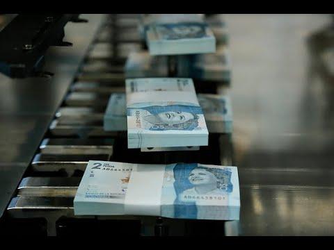 Vuelve y juega: gerente de Banrepública revive propuesta de quitarle tres ceros al peso colombiano