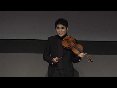 Performance by International Violin Competition Winner, Inmo Yang | Inmo Yang | TEDxBeaconStreet