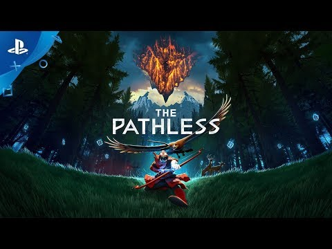 The Pathless – Reveal Trailer | PS4
