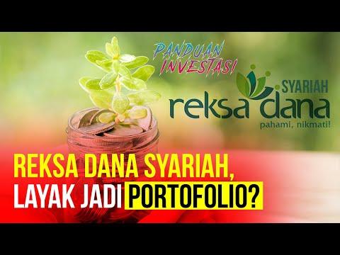 Panduan Investasi - Reksa Dana Syariah, Layak Dijadikan Portofolio?