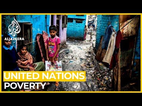UN proposes economic lifeline for poor amid pandemic