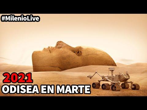 2021: Odisea en Marte | #MilenioLive | Programa T3x20 (20/02/2021)