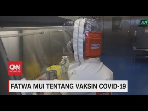 Fatwa MUI Tentang Vaksin Covid-19