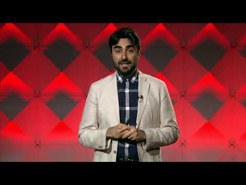 The first no-headset virtual monitor | Barmak Heshmat | TEDxKC