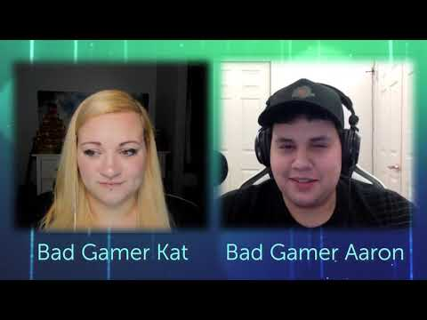 Bad Gamers Anonymous Presents the Second Annual Crowley Awards