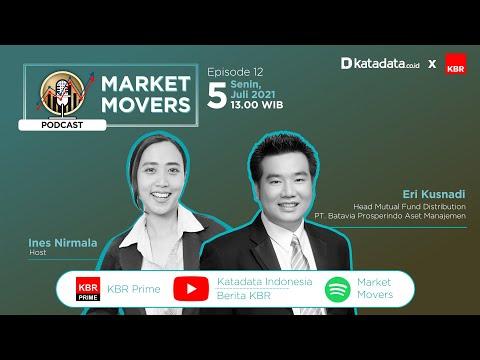 Episode 12: Outlook Market Sepekan, Senin, 5 Juli 2021   Katadata.co.id X KBR