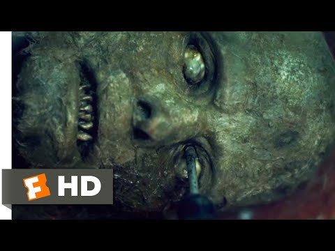 Zombie Hunter (2013) - Big Mistake Scene (3/10) | Movieclips