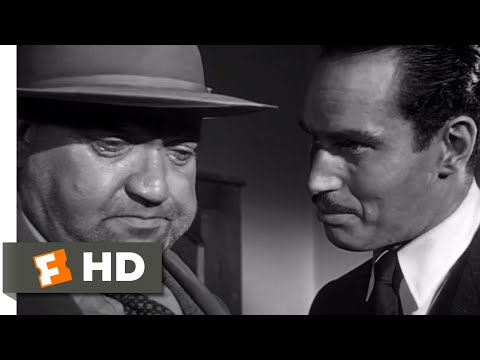 Touch of Evil (1958) - A Dirty Cop Scene (4/10) | Movieclips