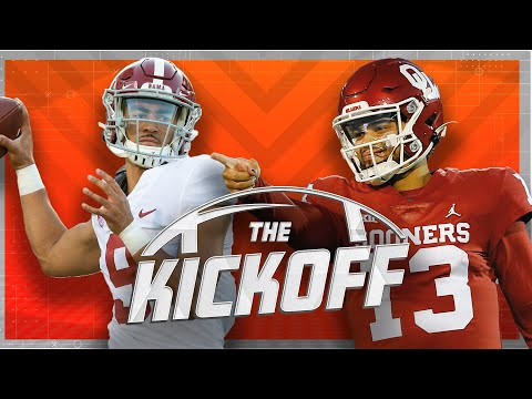 Oklahoma QB Battle, Alabama Back in CFP Territory and CFB Weekend Preview | The Kickoff
