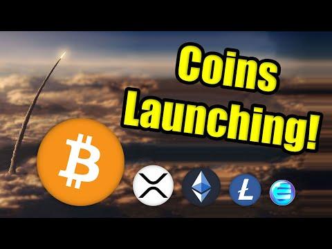 Bitcoin About To Break $12k!! Plus, MAJOR Ethereum, XRP, Litecoin, EOS, & Enjin Cryptocurrency News!