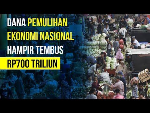 Anggaran Pemulihan Ekonomi Nasional Membengkak