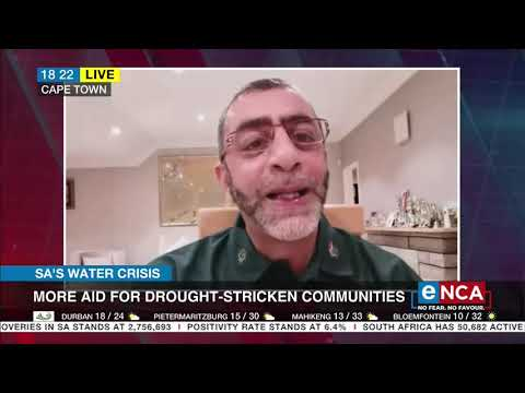 More aid for drought stricken communities
