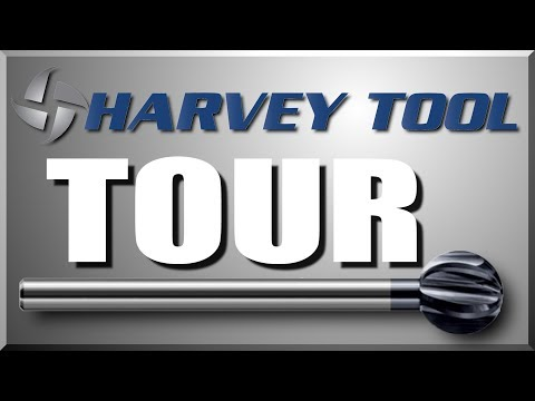 Harvey Tool Factory Tour!