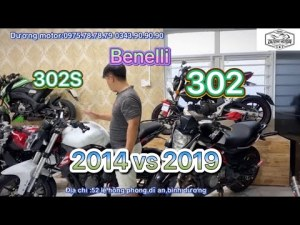 Dương motor – REVIEW HAI THẾ HỆ BENELLI 302 (2014-2019)