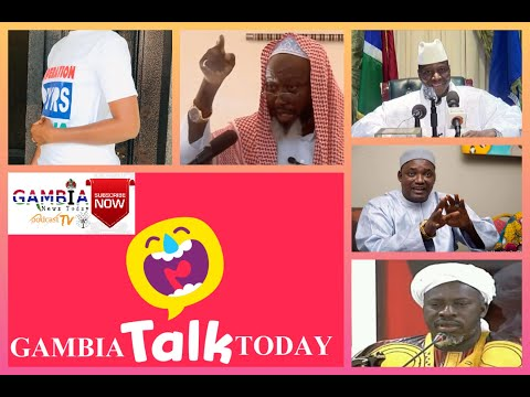 GAMBIA TODAY TALK 10TH FEBRUARY 2020