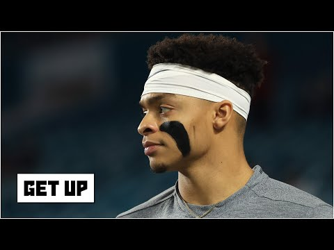 Could Justin Fields be Chicago's most successful QB of all time? | Get Up