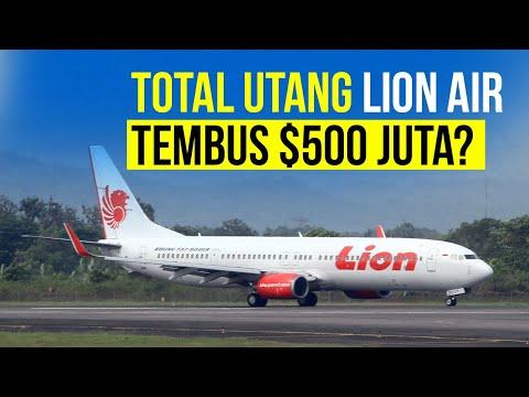 Lion Air Terbelit Utang Seperti Garuda Indonesia?