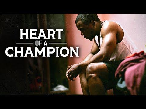 THE HEART OF A CHAMPION - Powerful Motivational Speech Video
