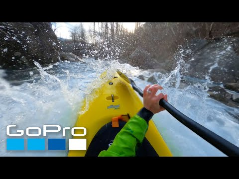GoPro: Kayaking the Tennessee Rapids with Nick Troutman