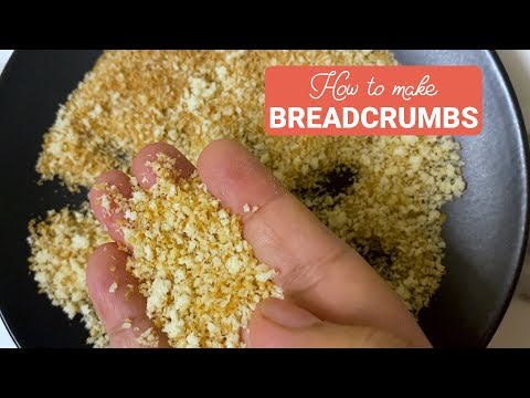 Gobble | How To Make Bread Crumbs | Kitchen Hacks