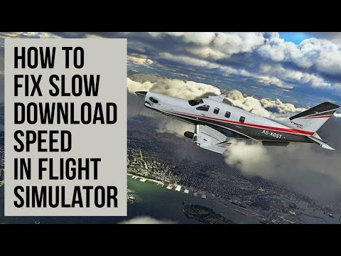 How to Fix slow Down speed in Microsoft Flight Simulator