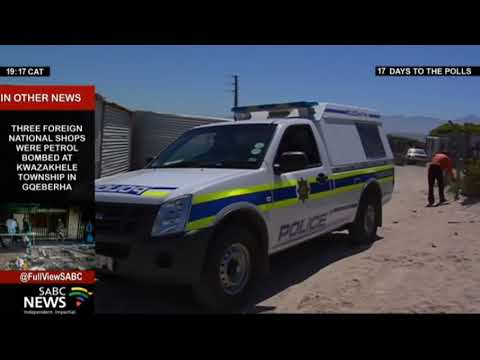 Western Cape releases its 2020/21 policing report