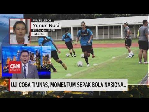 Uji Coba Timnas, Momentum Sepak Bola Nasional